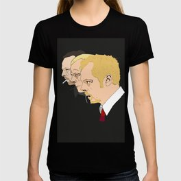 Simon Pegg - Shaun Of The Dead, Hot Fuzz and The World's End T-shirt