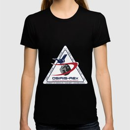 OSIRIS-REX Science Partners Logo T-shirt
