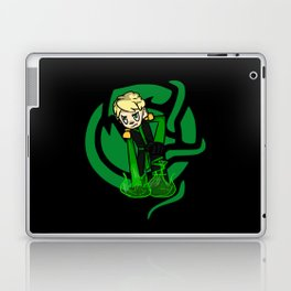 Green Lloyd Laptop & iPad Skin