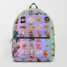 Beanie Babies Backpack