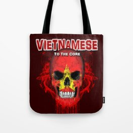 To The Core Collection: Vietnam Tote Bag