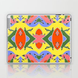 Sharp Angles Laptop & iPad Skin