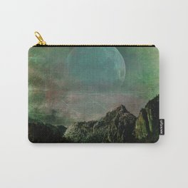 The Jade Rugged Moon Carry-All Pouch