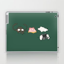 In the bush (Peepoodo) Laptop & iPad Skin