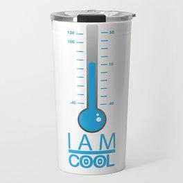 i am cool Travel Mug