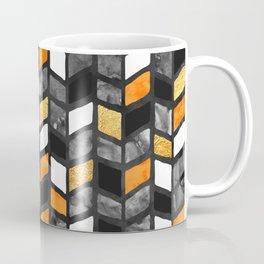 Fall Herringbone Coffee Mug