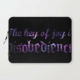 The Key Of Joy Laptop Sleeve