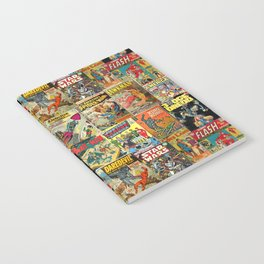 Comics Notebook