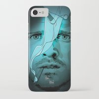 jesse pinkman iPhone & iPod Cases featuring Jesse Pinkman by Guillaume Vasseur