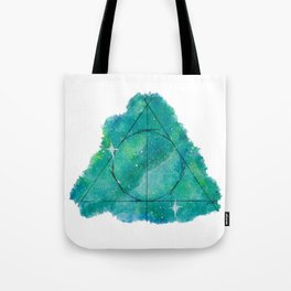 Deathly Splatter Tote Bag