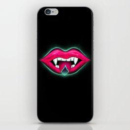 Lust Lips iPhone Skin