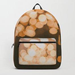 Golden Glow Backpack