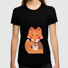 Winter Season is Coming (Fox Version) T-shirt