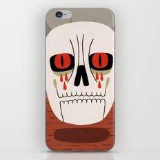 Fear iPhone & iPod Skin