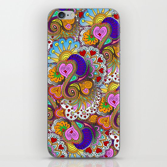 Such a perfect day iPhone & iPod Skin