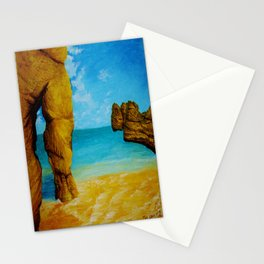 Beach 1 Stationery Cards