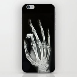 Everything is A-OK iPhone Skin