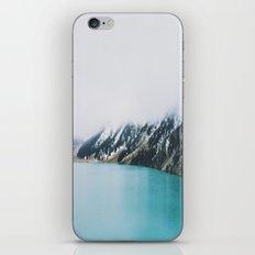 Turquoise water iPhone & iPod Skin