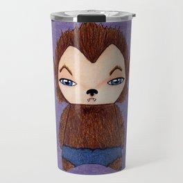 A Boy - Werewolf Travel Mug