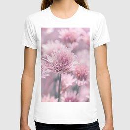 Allium pink 0146 T-shirt