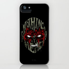 Drax iPhone Case