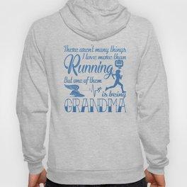 Running Grandma Hoody