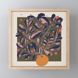 Thriving Tree Framed Mini Art Print