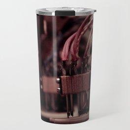 Inside a Pinball Machine No. 4 Travel Mug