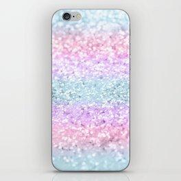 Unicorn Girls Glitter #11 #shiny #pastel #decor #art #society6 iPhone Skin