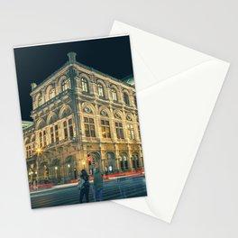 Vienna Opera House (Wiener Staatsoper). Vienna, Austria. Stationery Cards