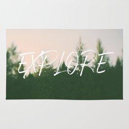 Explore (Pine) Rug