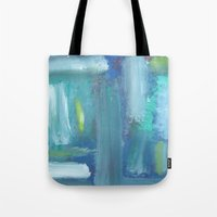 disco Tote Bags featuring Disco by Cailin Rawlins