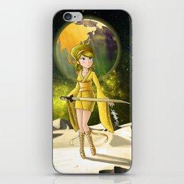 Moon Princess iPhone Skin