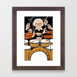 Jon Von Ohlen Framed Art Print