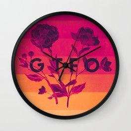 GTFO Wall Clock