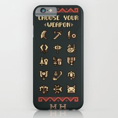 Choose your weapon Slim Case iPhone 6s