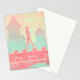 Dragon Age: Cole Stationery Cards
