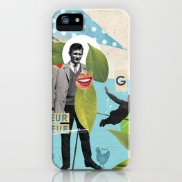 Gustave iPhone Case