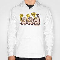 cows Hoodies featuring Singing Cows by Zoo&co on Society6 Products