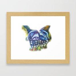 Forgiven Framed Art Print