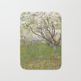The Flowering Orchard Bath Mat