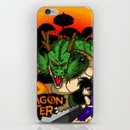 SHENRON iPhone Skin