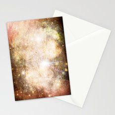Gundam Retro Space 1 - No text Stationery Cards