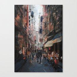 The Great Sonder Canvas Print