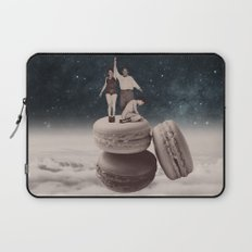 Cosmic Battle Laptop Sleeve