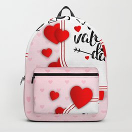 Happy Valentines Day | Valentines Day Special Backpack
