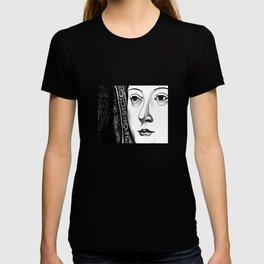 Queen Katherine of Aragon Portrait  T-shirt