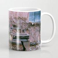 steampunk Mugs featuring Steampunk by Rachel Sarnie