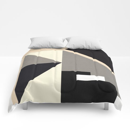Abstract #163 Comforters