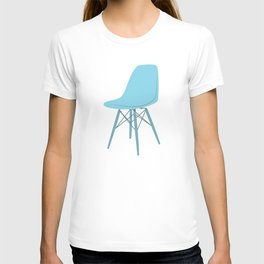 EAMES Ray & Charles Eames Molded Side Chair T-shirt